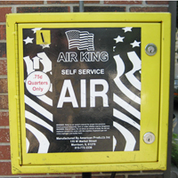Air King Air Machine - Yellow