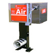 Air Machine with vault and retractable side reel